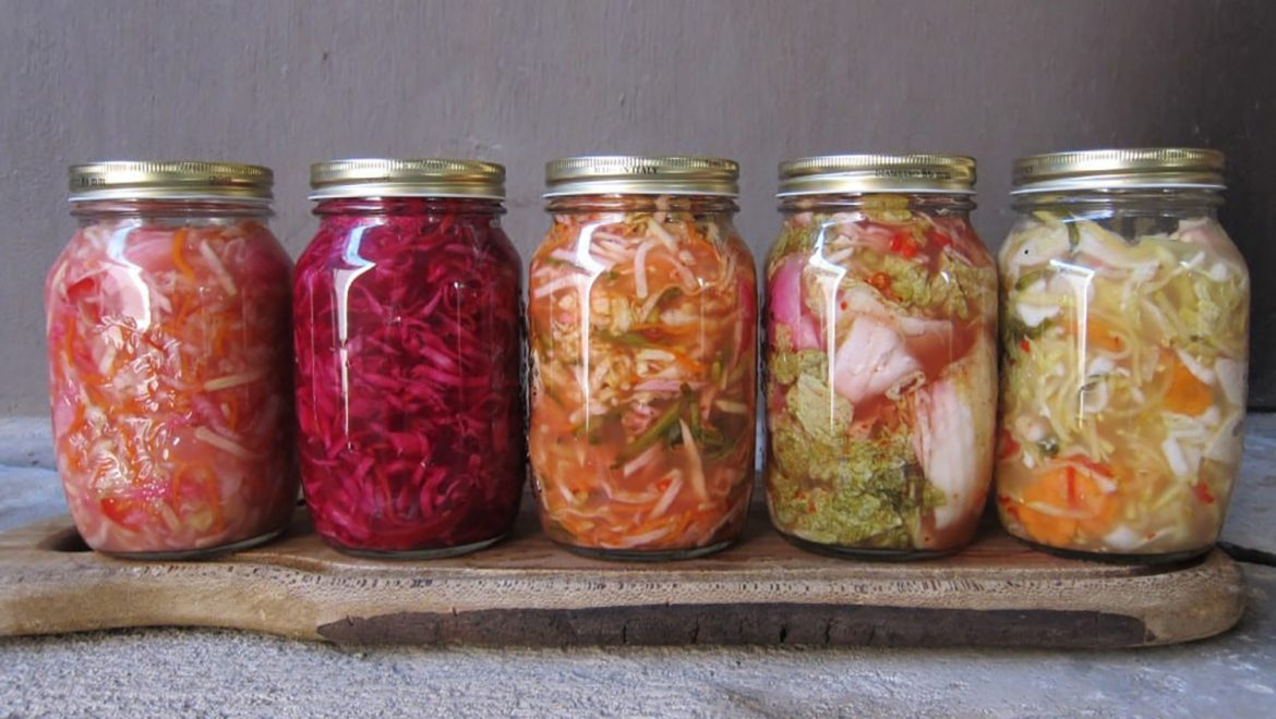 Learn the Art of Fermentation